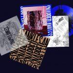 Forest Of Your Problems The Cornucopian Edition: Rough Trade exclusive transparent blue vinyl with black splatter LP in paper bag + bonus CD + DL